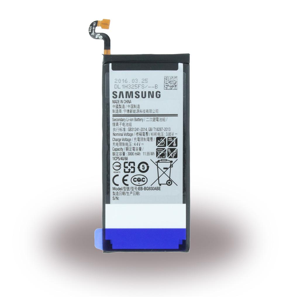 Billede af Samsung - EB-BG930ABE - Li-ion Batterie - G930F Galaxy S7 - 2600mAh