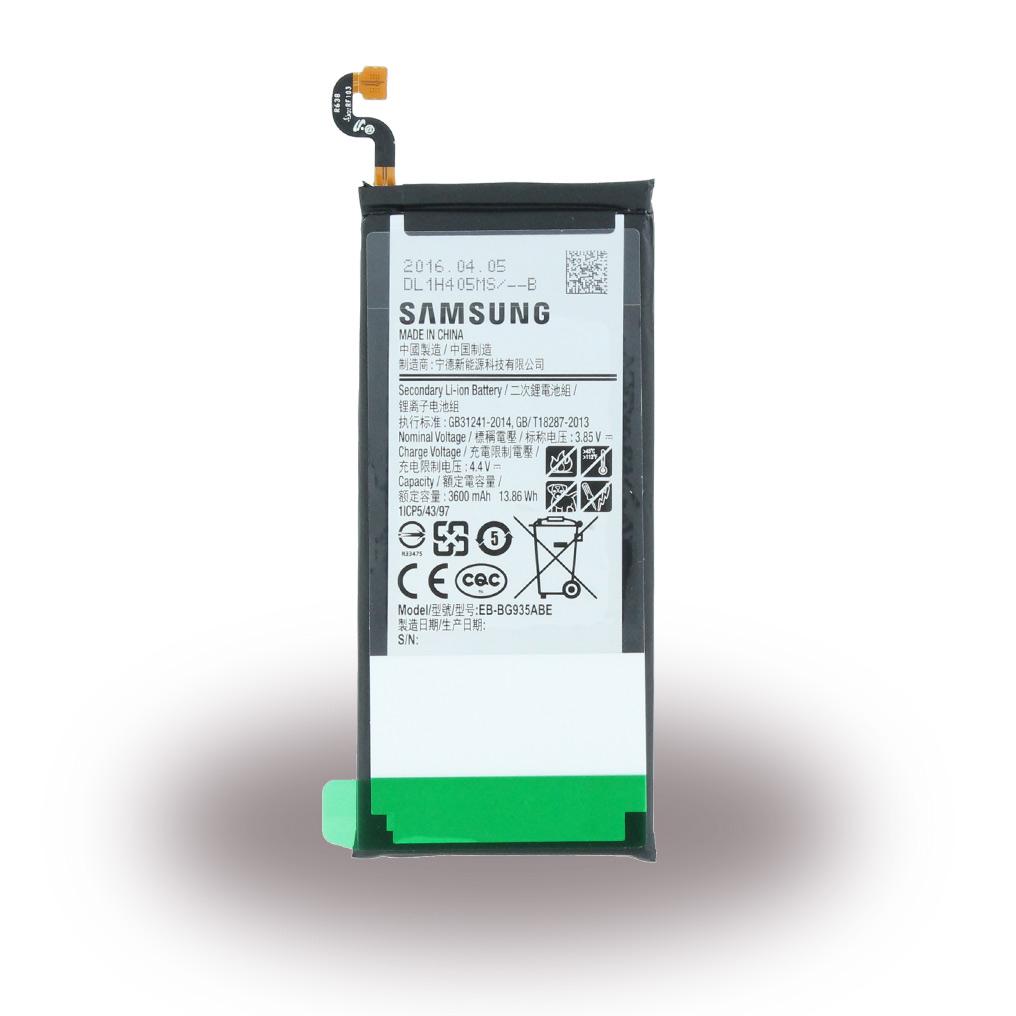 Billede af Samsung - EB-BG935ABE - Li-ion Batterie - G935F Galaxy S7 Edge - 2600mAh