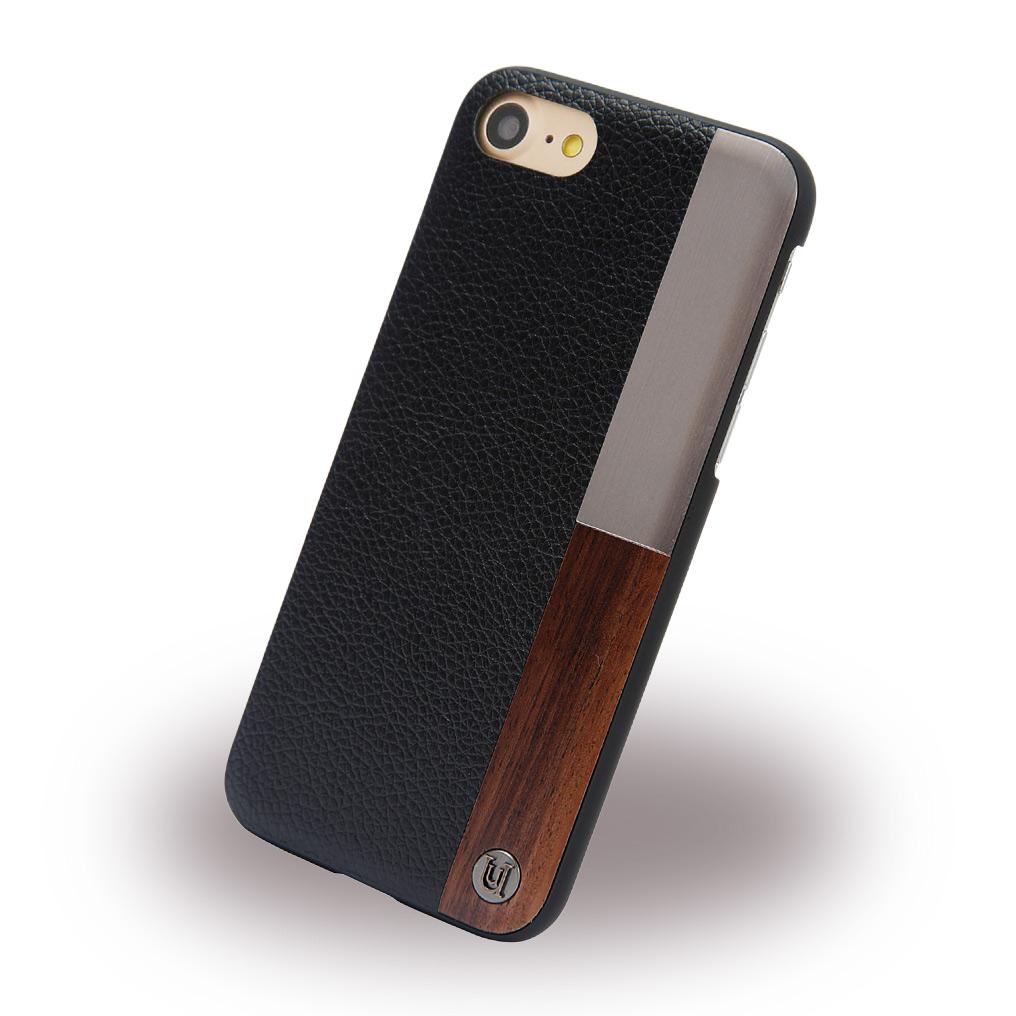 Uunique - Horizon UUFMIP7HS009 - Hard Cover - Apple iPhone 7 - Black