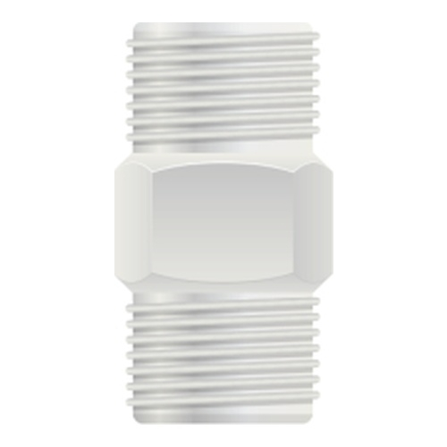 Image of   Adapter antenna F-connector female-female