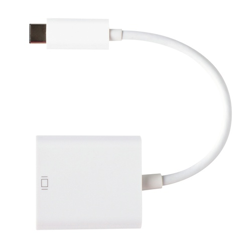 Image of   Adapter USB 3.1 Type C male to Displayport Female