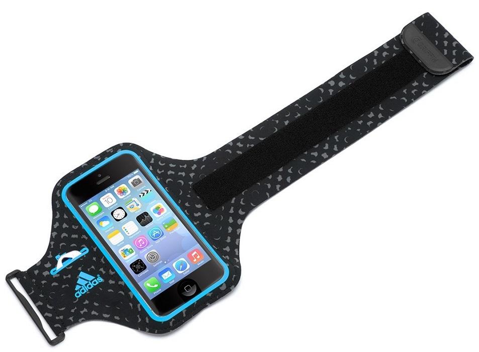 Billede af Adidas Sport Armbånd til iPhone SE og iPhone 5/5S
