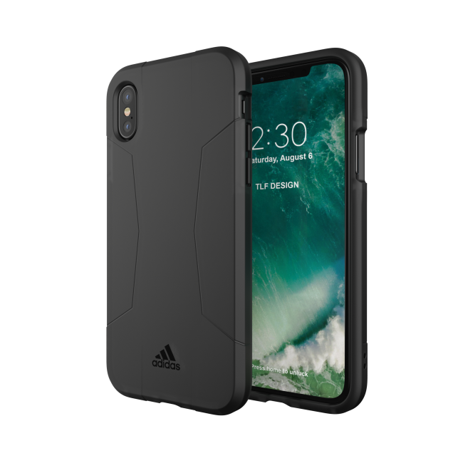 Image of   adidas SP Agravic Case for iPhone X black