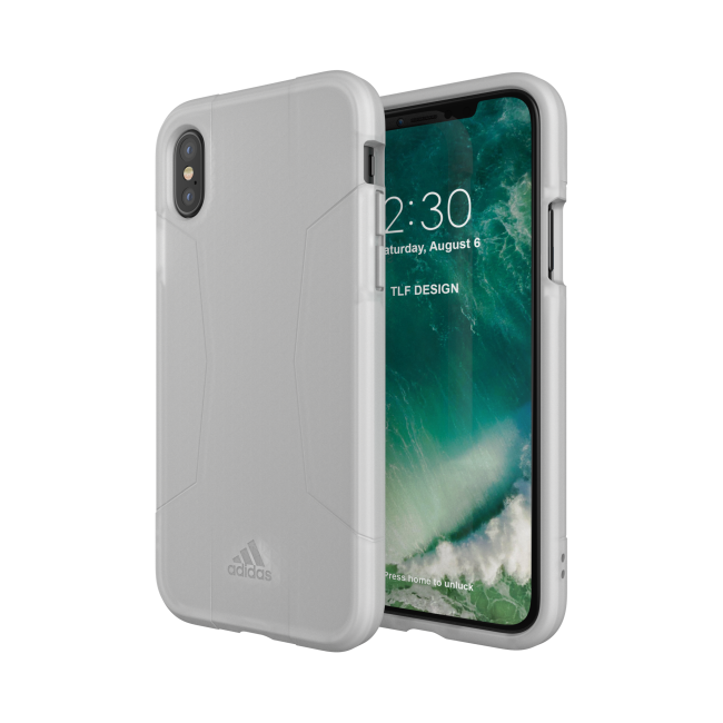 Image of   adidas SP Agravic Case for iPhone X white