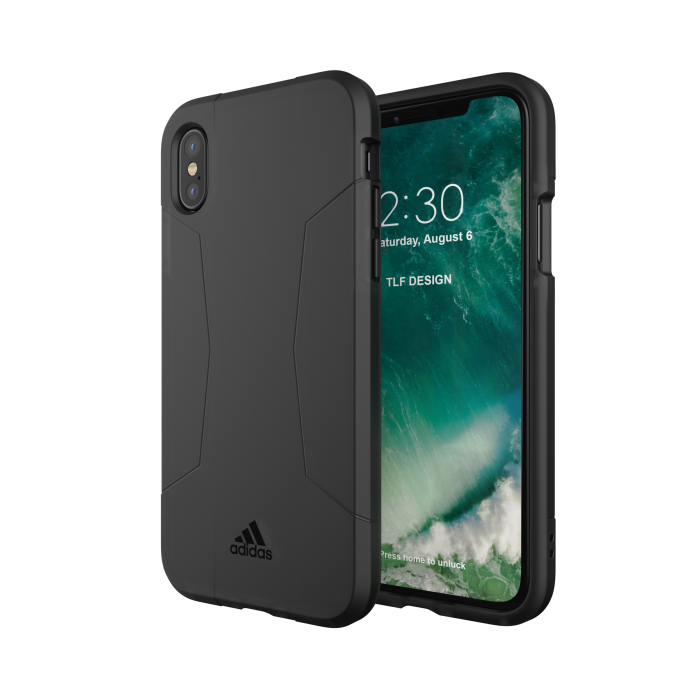 Image of   adidas SP Agravic Case FW17 for iPhone X/Xs black