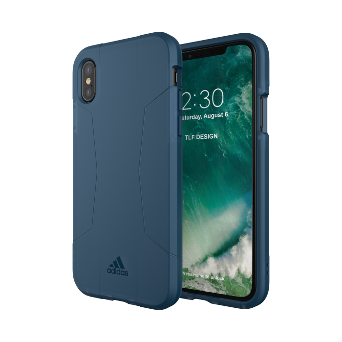 Image of   adidas SP Agravic Case FW17 for iPhone X/Xs collegiate navy