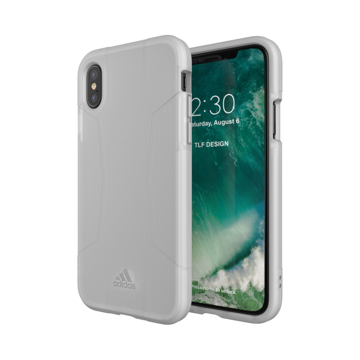 Image of   adidas SP Agravic Case FW17 for iPhone X/Xs white