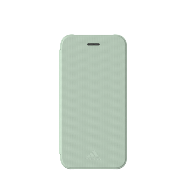 Image of   adidas SP Folio Grip Case for iPhone 6/6S/7/8 Aero Green