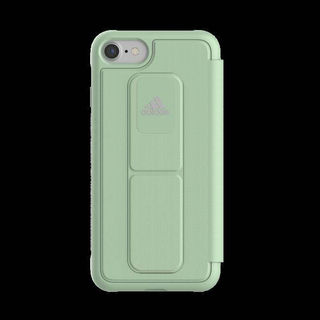 Image of   adidas SP Folio Grip Case for iPhone 6/6S/7/8 Aero Green