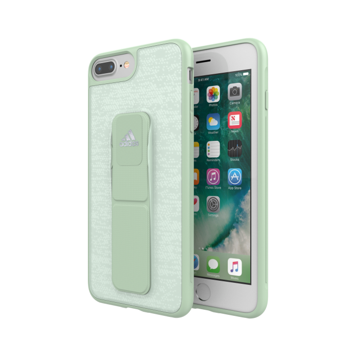 Image of   adidas SP Grip Case for iPhone 6+/6s+/7+/8+ Aero Green