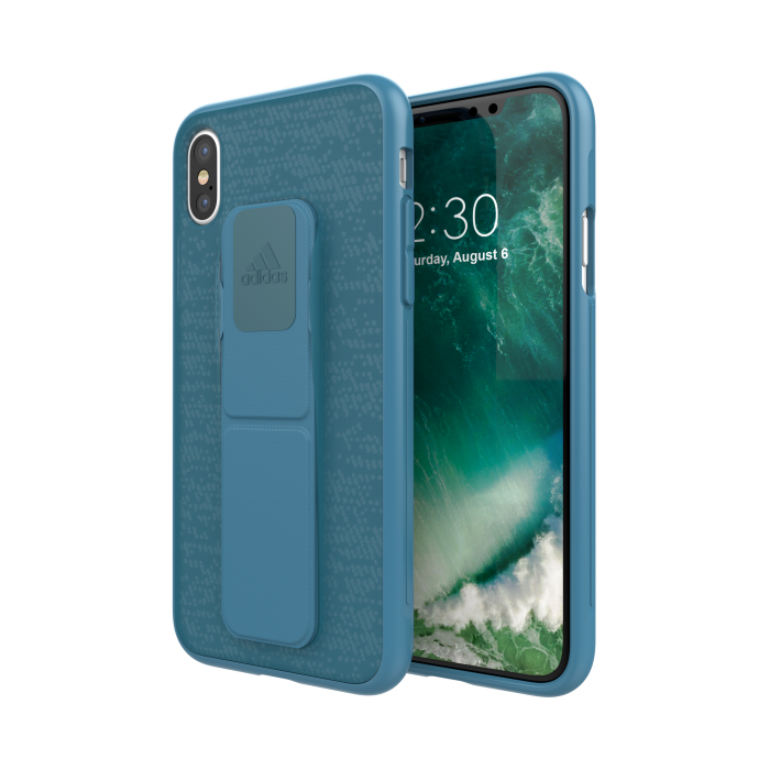 Image of   adidas SP Grip Case FW17 for iPhone X/Xs blue