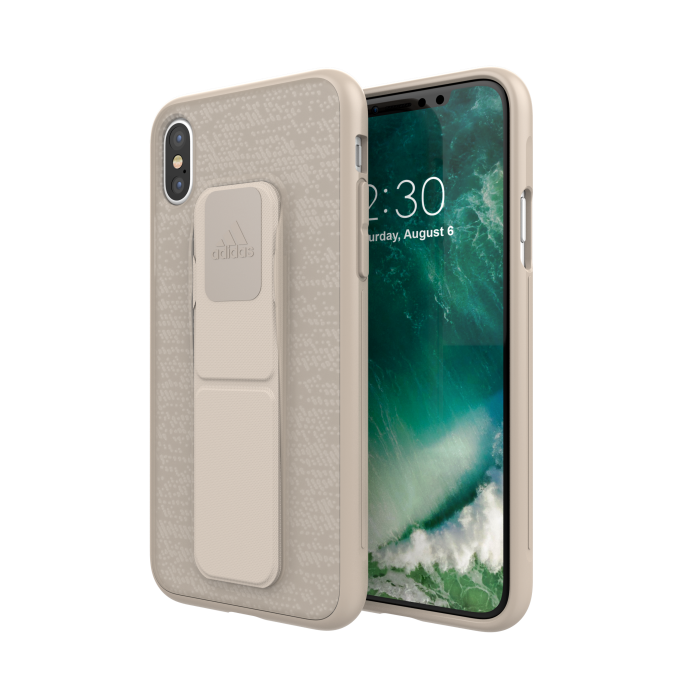 Image of   adidas SP Grip Case FW17 for iPhone X/Xs sesame