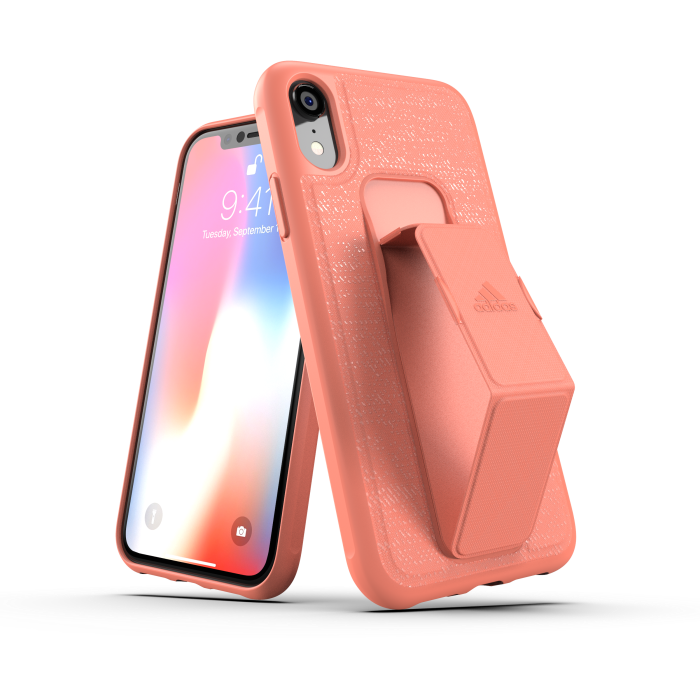 Image of   adidas SP Grip Case FW18 for iPhone XR chalk coral