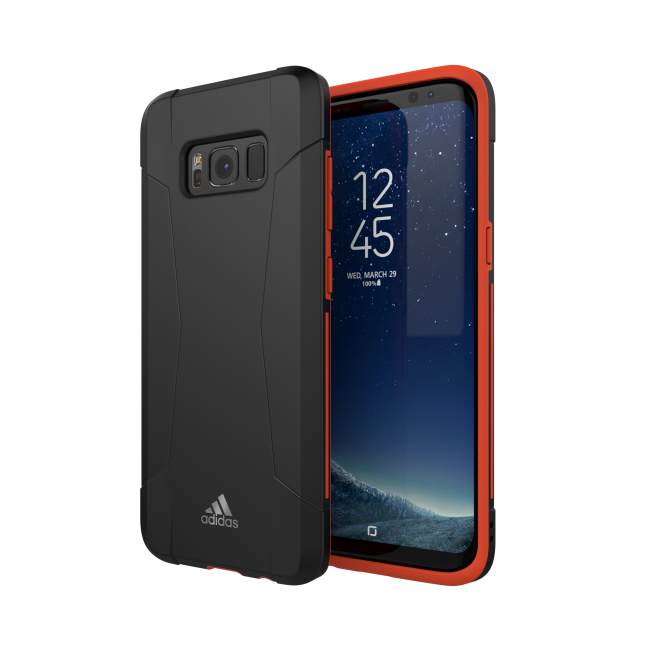 Image of   adidas SP Performance Solo Case SS17 for Galaxy S8 black/red