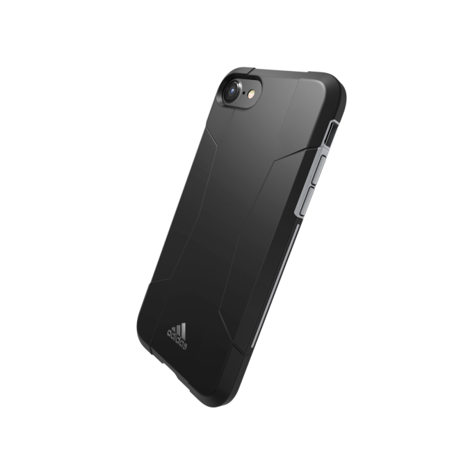 Image of   adidas SP Solo Case for iPhone 6/6s/7 black/grey
