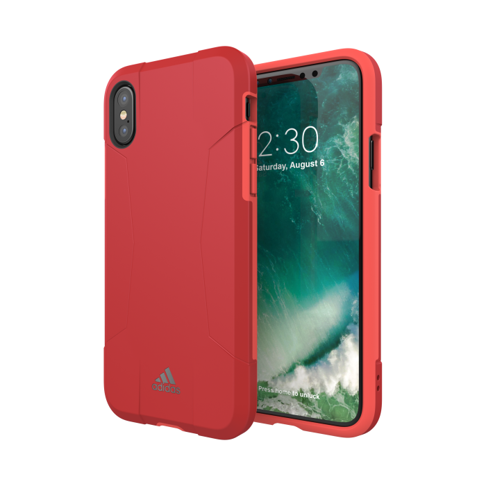 Image of   adidas SP Solo Case FW17 for iPhone X/Xs energy pink