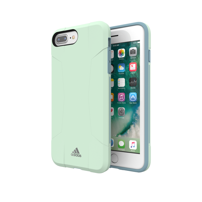 Image of   adidas SP Solo case SS18 for iPhone 6+/6s+/7+/8+ aero green