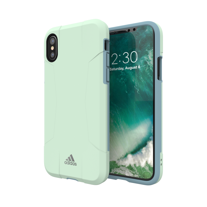 Image of   adidas SP Solo Case SS18 for iPhone X/Xs aero green