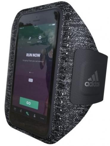 """Billede af Adidas Sport Armbånd til Telefoner op til 5.5"""" Sort"""