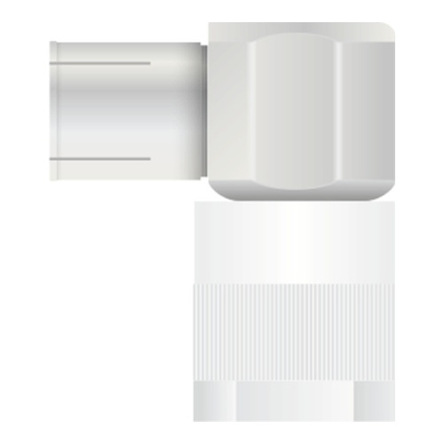 Image of   Antenna connector KOSWI4 IEC male angled Class A+