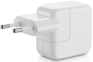 Image of   APPLE 12W USB POWER ADAPTER (wall charger)