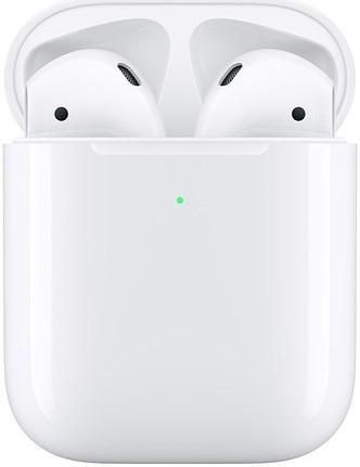 Image of   Apple AirPods med trådløst opladningsetui (2019) - MRXJ2