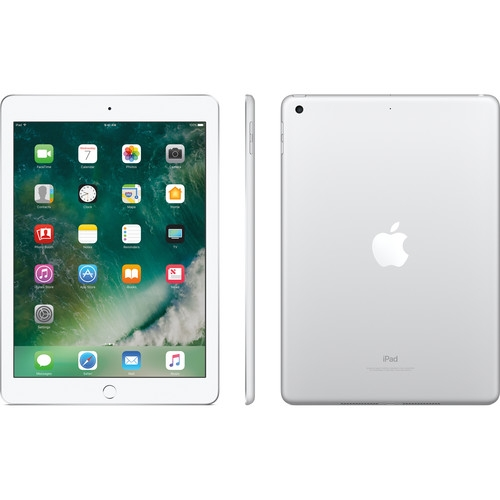 "Image of   Apple iPad 9.7"" (2017) Wi-Fi 32GB Sølv MP2G2KN/A"