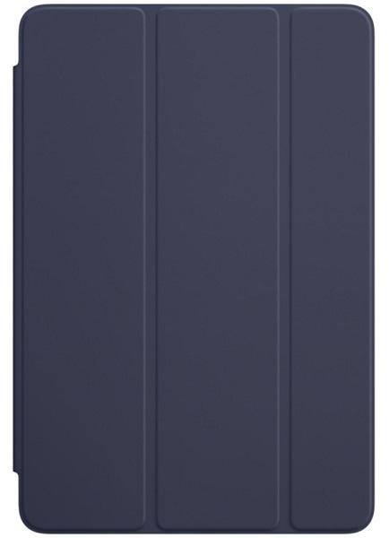 Billede af Apple Smart Cover til iPad Mini 4 MKLX2ZM Natblå