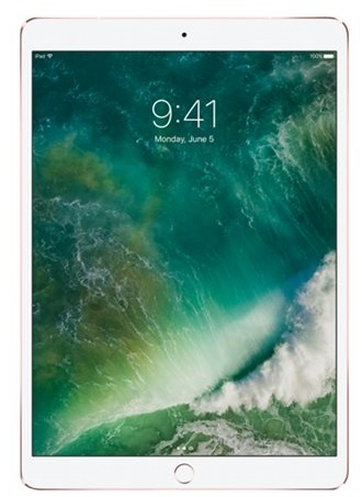 "Image of   Apple iPad Pro 10.5"" Wi-Fi 512GB Rose Gold MPGL2KN/A"