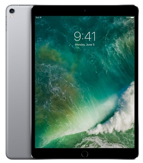 "Image of   Apple iPad Pro 10.5"" Wi-Fi + Cellular 512GB Space Grey MPME2KN/A"