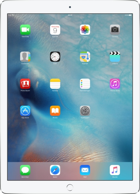"Image of   Apple iPad Pro 12.9"" Wi-Fi 512GB Sølv MPL02KN/A"