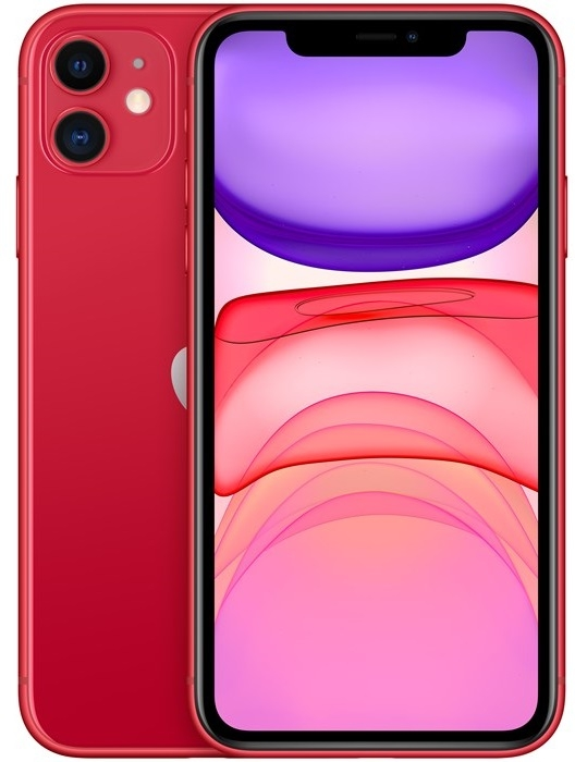 Image of   Apple iPhone 11 64GB (PRODUCT)RED