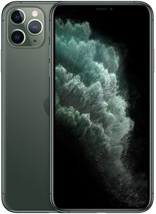 Image of   Apple iPhone 11 Pro 64GB Midnight Green