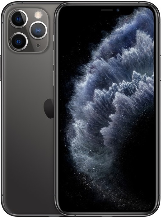 Image of   Apple iPhone 11 Pro 64GB Space Grey - MWC22QN/A