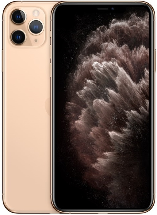 Image of   Apple iPhone 11 Pro Max 64GB Gold