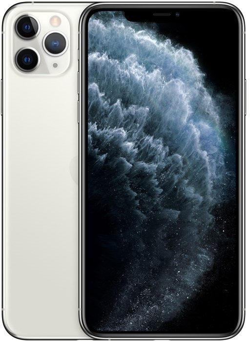 Image of   Apple iPhone 11 Pro Max 64GB Silver