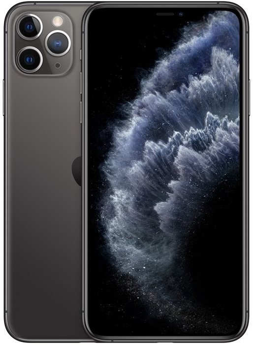 Image of   Apple iPhone 11 Pro Max 64GB Space Grey