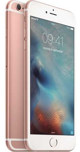 Billede af Apple iPhone 6S Plus 32GB Rose Gold