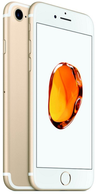 Image of   Apple iPhone 7 256GB Guld