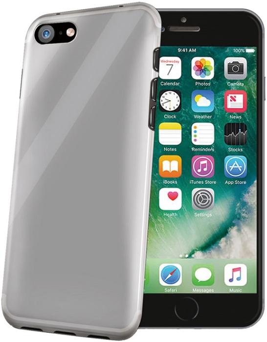 Image of Apple iPhone 7/8 Celly Gelskin Cover Gennemsigtig