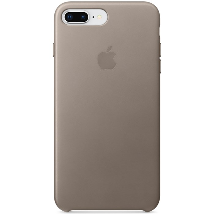 Image of   APPLE IPHONE 7/8 PLUS LEATHER CASE TAUPE MQHJ2ZM/A