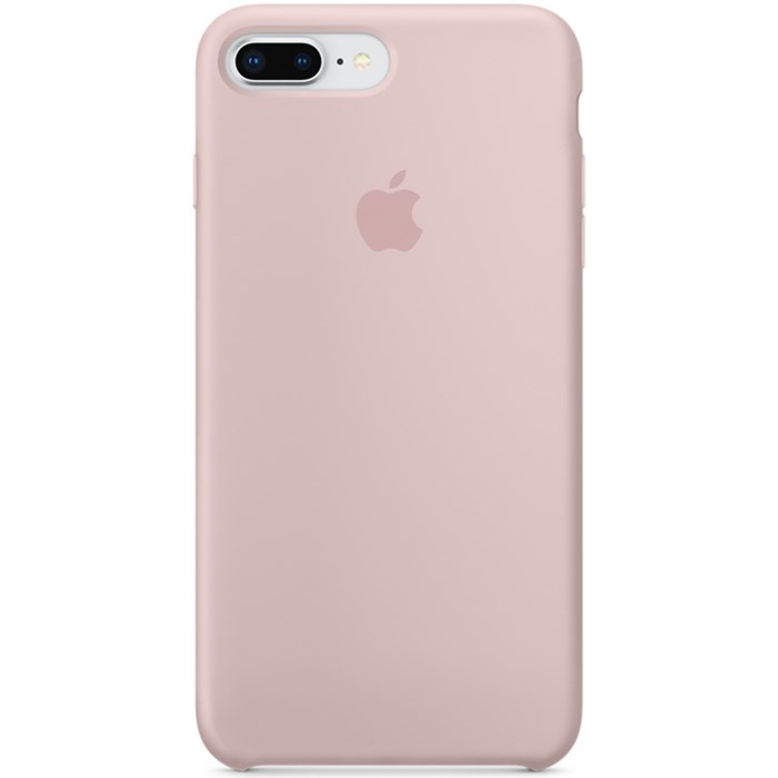 Image of   APPLE IPHONE 7/8 PLUS SILICONE CASE PINK SAND MQH22ZM/A