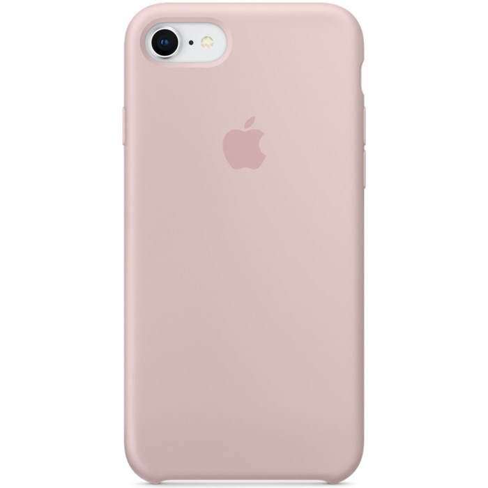 Image of   APPLE IPHONE 7/8 SILICONE CASE PINK SAND MQGQ2ZM/A