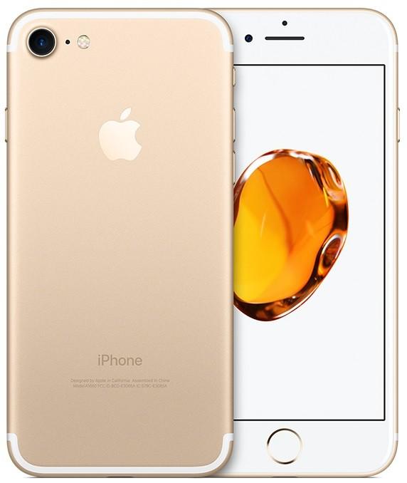 Image of   Apple iPhone 7 256GB Guld