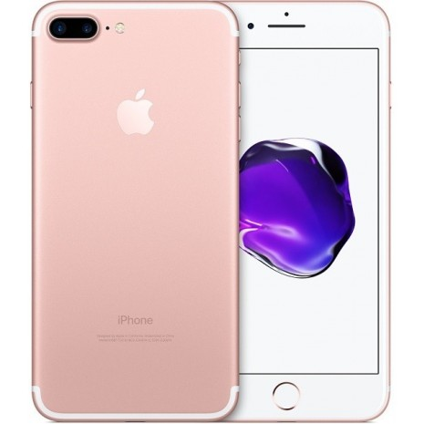 Image of   Apple iPhone 7 Plus 256GB Rose Gold
