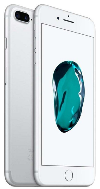 Image of   Apple iPhone 7 Plus 256GB Sølv