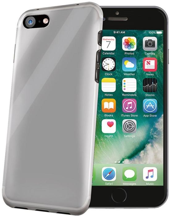 Image of Apple iPhone 7 Plus Celly Gelskin Cover Gennemsigtig