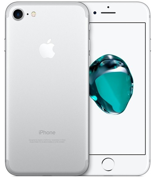Image of   Apple iPhone 7 32GB Sølv