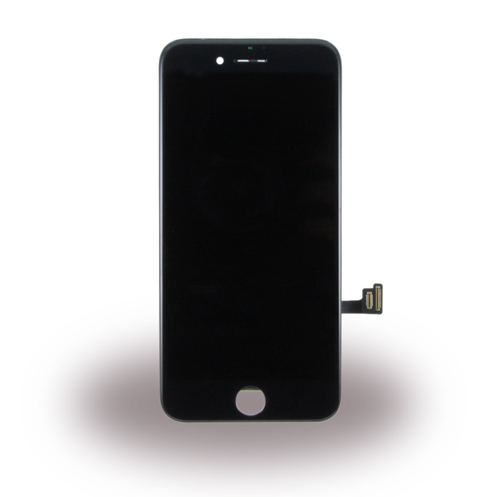 Image of   Apple iPhone 7 - Spare Part - Pulled LCD Display / Touch Screen - Black