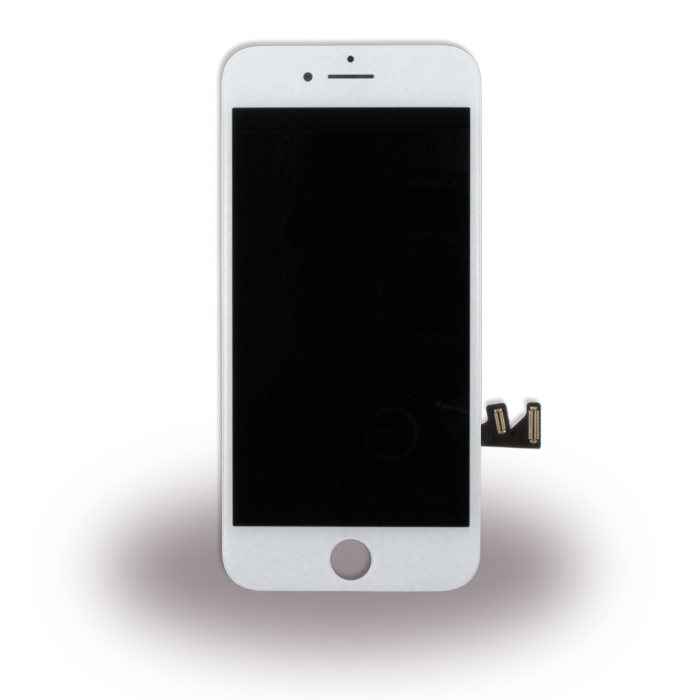 Image of   Apple iPhone 7 - Spare Part - Pulled LCD Display / Touch Screen - White